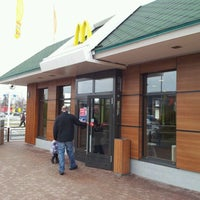 Photo taken at McDonald's by Mārtiņš G. on 3/11/2012