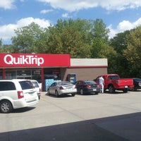 Photo taken at QuikTrip by Dean T. on 7/29/2012