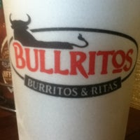 Photo taken at Bullritos by Tyler on 7/18/2012