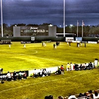 Photo taken at FC Tampabay Soccer by Sean S. on 4/15/2012