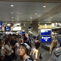 Photo taken at Baggage Claim by Foodie O. on 5/3/2012