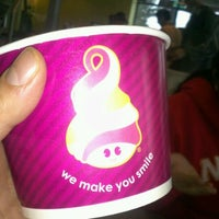 Photo taken at Menchies by Tone M. on 2/12/2012