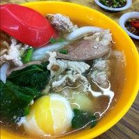 Photo taken at Restoran New Seaview 新海景茶餐室 by Mei Inn on 8/6/2012