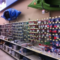 Photo taken at Walmart Supercenter by Kayakfishingfever.com on 5/2/2012