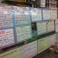 Photo taken at Sunny & Annie Gourmet Deli by Veronique V. on 7/11/2012