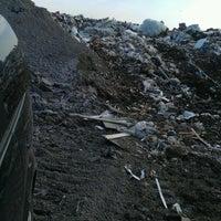 Photo taken at Albany dump by Knockout K. on 6/8/2012