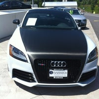 Photo taken at Audi Bellevue by Ronald C. on 6/27/2012