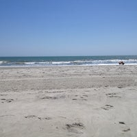 Photo taken at 34th Avenue North Beach by Brittany L. on 4/17/2012