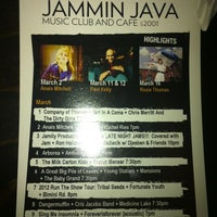 Photo taken at Jammin Java by Rehan S. on 3/7/2012