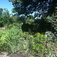 Photo taken at Fenway Victory Gardens by Jill S. on 7/25/2012