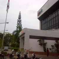 Photo taken at Bank BNI by Ulphi S. on 9/11/2012