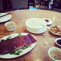 Das Foto wurde bei Koi Palace 鯉魚門海鮮茶寮 von Sam X. am 6/30/2012 aufgenommen