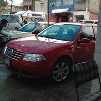Photo taken at Autolavado by Gina V. on 8/27/2012