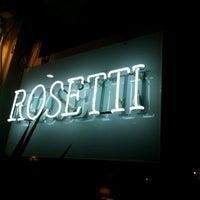 Photo taken at Rosetti Bar & Diner by Amanda H. on 5/26/2012