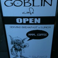 Photo taken at Goblin by Jessica on 7/15/2012