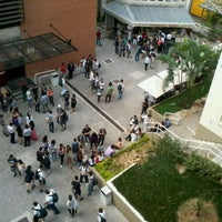 Photo taken at Universidade Presbiteriana Mackenzie by Philipe A. on 2/27/2012