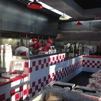 Photo taken at Five Guys by Christopher W. on 8/27/2012