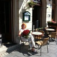 Photo taken at Why Not Café & Bar by Vercz O. on 3/19/2012
