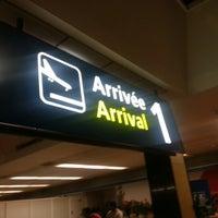Photo taken at Terminal Sud by Erwann B. on 8/17/2012