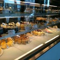 Photo taken at Nadeje Café by kevin on 2/15/2012