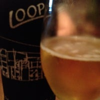 Photo taken at Loop Cervejaria & Steakhouse by Chris S. on 6/22/2012