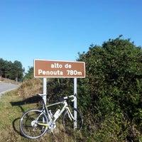 Photo taken at Alto De Penouta by Francisco L. on 9/2/2012