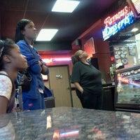Photo taken at Happy's Pizza by Dorjan S. on 5/22/2012