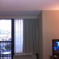 Photo taken at Four Points by Sheraton San Francisco Bay Bridge by Lustina G. on 8/24/2012