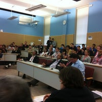 Photo taken at Cambridge Judge Business School by Alex v. on 4/20/2012