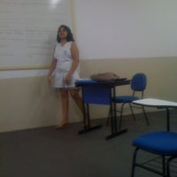 Photo taken at Fauc - Faculdade de Cuiabá by Marcelo V. on 5/8/2012