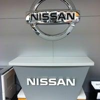 Photo taken at Sheehy Nissan by Carl B. on 2/29/2012
