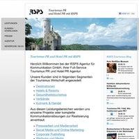 Photo taken at RSPS Agentur für Kommunikation GmbH by Rainer S. on 6/11/2012