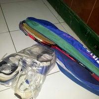 Photo taken at SMP Negeri 12 Surabaya by Dandy S. on 7/17/2012