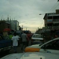 Photo taken at Abossey Okai by Eric on 2/21/2012