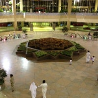 Photo taken at King Fahd International Airport (DMM) by Jacob M. on 8/21/2012