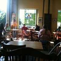 Photo taken at August First Bakery by Ray M. on 8/21/2012