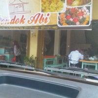 Photo taken at Pondok Abi by Alexander M. on 4/3/2012