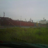 Photo taken at Palm Oil Berth No.3, Kuantan by Sallehuddin P. on 4/23/2012