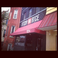 Photo taken at Sticky Rice by Kenny R. on 8/11/2012