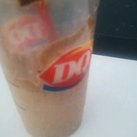 Photo taken at Dairy Queen by Cara H. on 7/13/2012