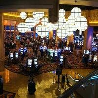 Photo taken at Hollywood Casino at Kansas Speedway by Kaydee R. on 3/5/2012