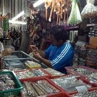 Photo taken at Pasar Kraftangan (Handicraft Market) by Anna on 2/13/2012