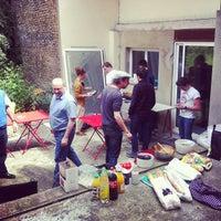 Photo taken at On prend un Café by Savinienn on 6/26/2012