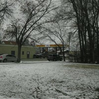 Photo taken at Vermillion Pump & Market by Helen P. on 2/21/2012