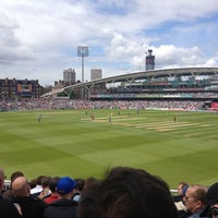 Photo taken at The Kia Oval by Paul C. on 7/1/2012