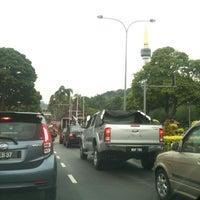 Photo taken at Universiti Kebangsaan Malaysia (UKM) by Teja Kesuma M. on 8/3/2012