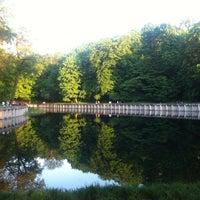 Снимок сделан в Парк «Нивки» пользователем Yura L. 5/10/2012