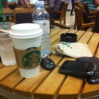 Photo taken at Starbucks by Ahmad A. on 4/16/2012