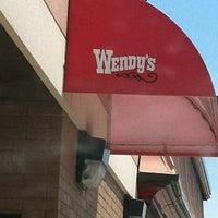 Photo taken at Wendy's by Avigdor - Realtor M. on 6/2/2012