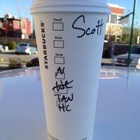 Photo taken at Starbucks by Scott D. on 4/3/2012